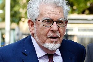 Harris, a family favourite for decades, was jailed for five years and nine months after being convicted of assaults which took place between 1968 and 1986.