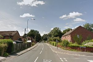 Emergency services were called to the incident on Dunkirk Lane
