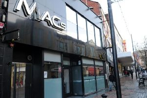 The bar was best-known as Mac's until the end of last year