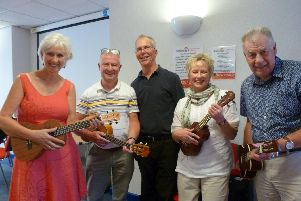 The organisation, set up by Janet Wright and Ali Maze, aims to make active community music available and accessible across the generations.