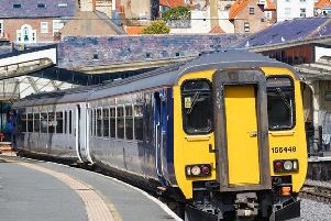 On Saturday, Northern expects to run around 30% of services