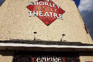 Chorley Little Theatre, due to be renamed Chorley Theatre from 2020