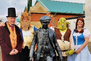 Theme of Leyland Festival is Music from the Shows and hopes to be the 'Greatest Show in Lancashire'