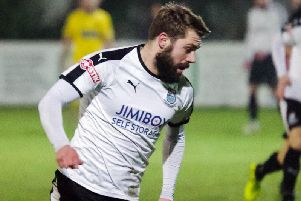 Ally Waddecar scored from the spot