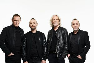 The new Wet Wet Wet line-up