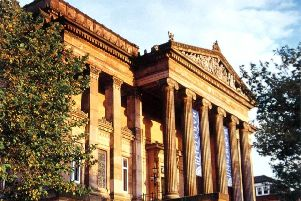 Harris Museum, Art Gallery and Library in Preston