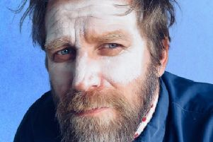 Tony Law brings his surreal comedy to The Dukes, Lancaster, on Thursday, May 30