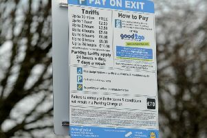 Parking Eye has been operating the car parks at Chorley and Preston hospitals since late year