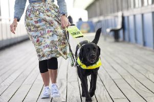A Preston private hire operator that refused to accept a booking from a passenger with a guide dog has been fined