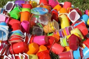 County Hall is moving away from single-use plastics when it comes to food packaging