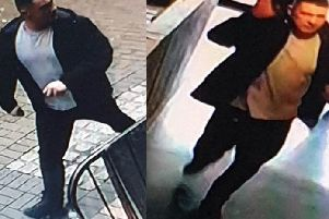 Do you know this man? Police would like to speak to him.