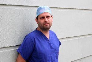 Ex junior doctor turned award winning comedian Adam Kay who is coming to Blackpool in April