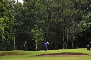 A luxury housing development on the edge of Preston Golf Club could mean the axe for up to 50 trees.