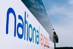 National Express is suspending its entire network