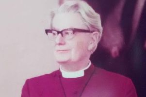 Hubert Victor Whitsey, the former Bishop of Chester