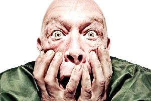 Buster Bloodvessel plays Clitheroe on Saturday and Preston LiVe on December 22