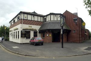 The Continental pub