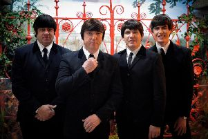 The Mersey Beatles will be perform tracks from the White Album when they appear at Lytham Festival