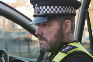 Police Sergeant David Barker of Lancashire Post in the documentary (Photos: ITV)