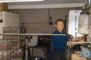 Fred Smith moved from farm labourer to milkman before starting up a multi-million business