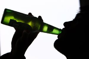 In Lancashire an estimated 84 per cent of adults drink alcohol