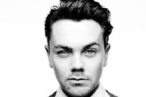 Actor and singer Ray Quinn will return to Blackpool later this month to perform at Viva in the town centre