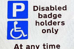 In Lancashire in the 12 months to March 2018, 20,188 new blue badges were issued