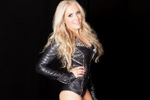 Cascada will be the special guest at the next Bongo's Bingo in Preston
