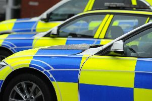 Emergency services attended the smash on the M6 near Preston