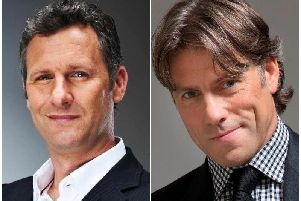 Last Leg star Adam Hills joins the billing with John Bishop at Blackpool's Opera House