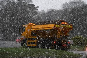 Gritters will be out in Lancashire
