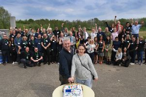 More Positive Together hosting event to celebrate two years of supporting disadvantaged communities, at Brockholes