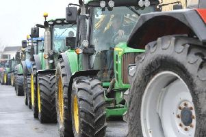 Ronnie Myerscough died whilst driving his beloved vintage tractor in Cockerham Tractor Run on Saturday, May 11.