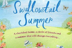 Swallowtail Summer by Erica James
