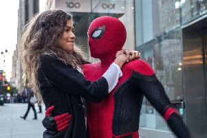 Now showing: Spider-Man - Far From Home