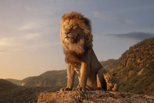 Now showing: The Lion King