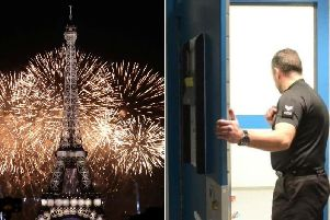 A weekend in Paris, including flights, is cheaper than 24 hours in Lancashire Police custody, an investigation has found