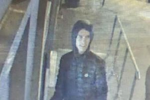 Police want to speak to this man as part of their investigation.
