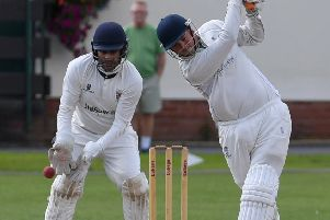Longridge were undone by Leyland's Nathan McDonnell on Saturday