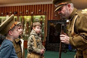Lancashire Infantry Museum is just one of the places throwing open its doors for the Heritage Open Days