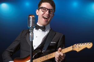 Buddy - the story of Buddy Holly at Grand Theatre, Blackpool