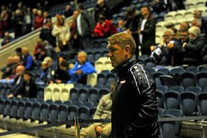 Dave Challinor says Fylde don't have a problem playing away from home