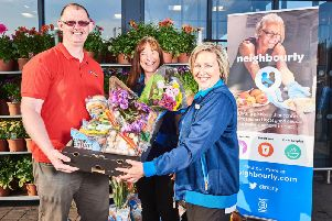 Aldi has teamed with Neighbourly, a community engagement platform, to offer charities free food donations at Christmas. Picture: DANIEL GRAVES PHOTOGRAPHY