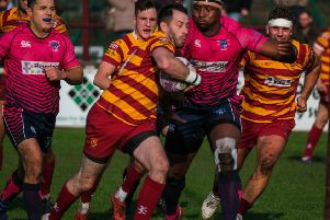 Greg Smith kicked Fylde to victory against Otley