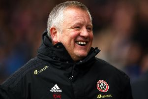 Chris Wilder's Sheffield United faced Fylde after matches against Manchester City and Liverpool