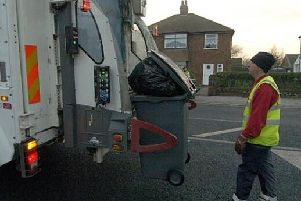 Non-recycled rubbish from East Lancashire has a different destination to that generated in central and western parts of the county