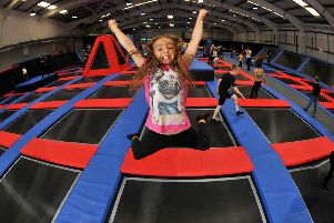 If hitting the gym is torture trampoline fitness classes are designed to be way more fun than your typical workout.