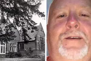The Harris Orphanage and Christopher Hartley