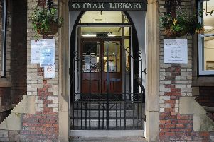 Lytham Library has been closed since September 2016