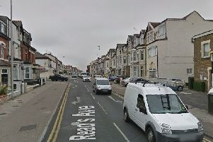 Reads Avenue in Blackpool (Picture: Google Maps)
